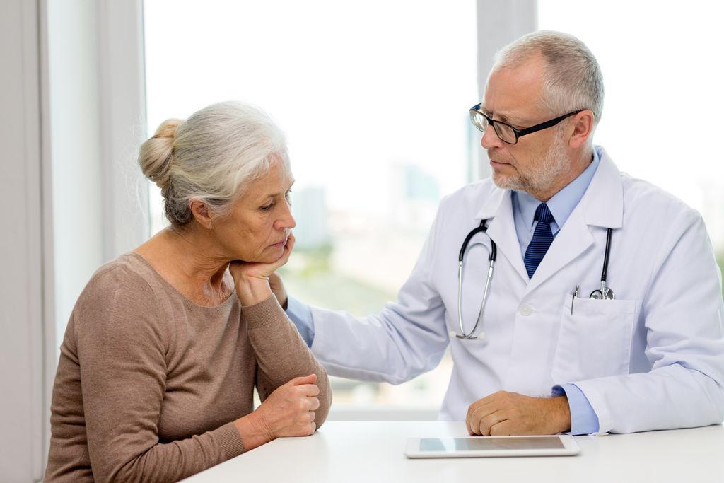 Causas de perdida de peso en adultos mayores