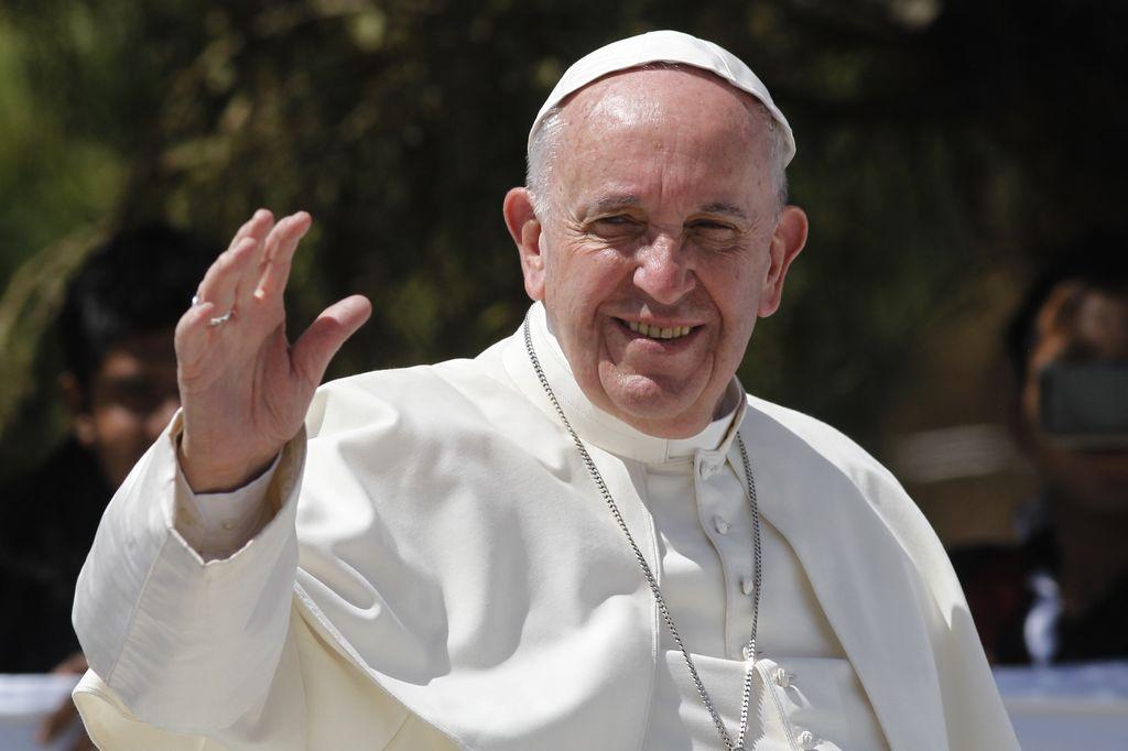 Papa francisco marca la agenda de los pa ses que visita - Marcas de agendas ...
