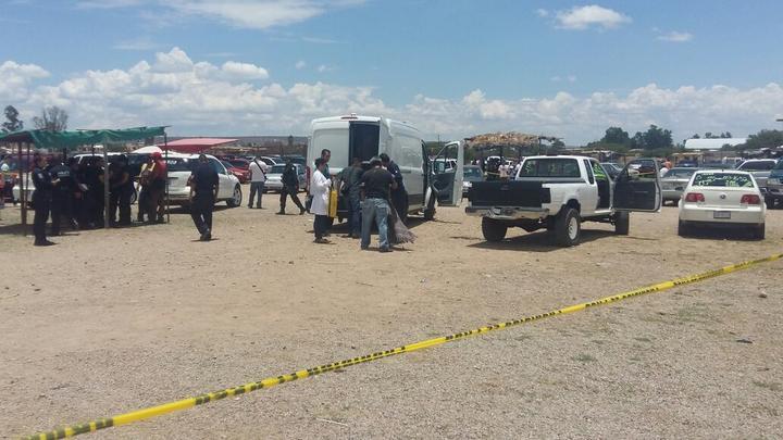 533a0b216 Asesina a Licenciado en el Tianguis del Auto