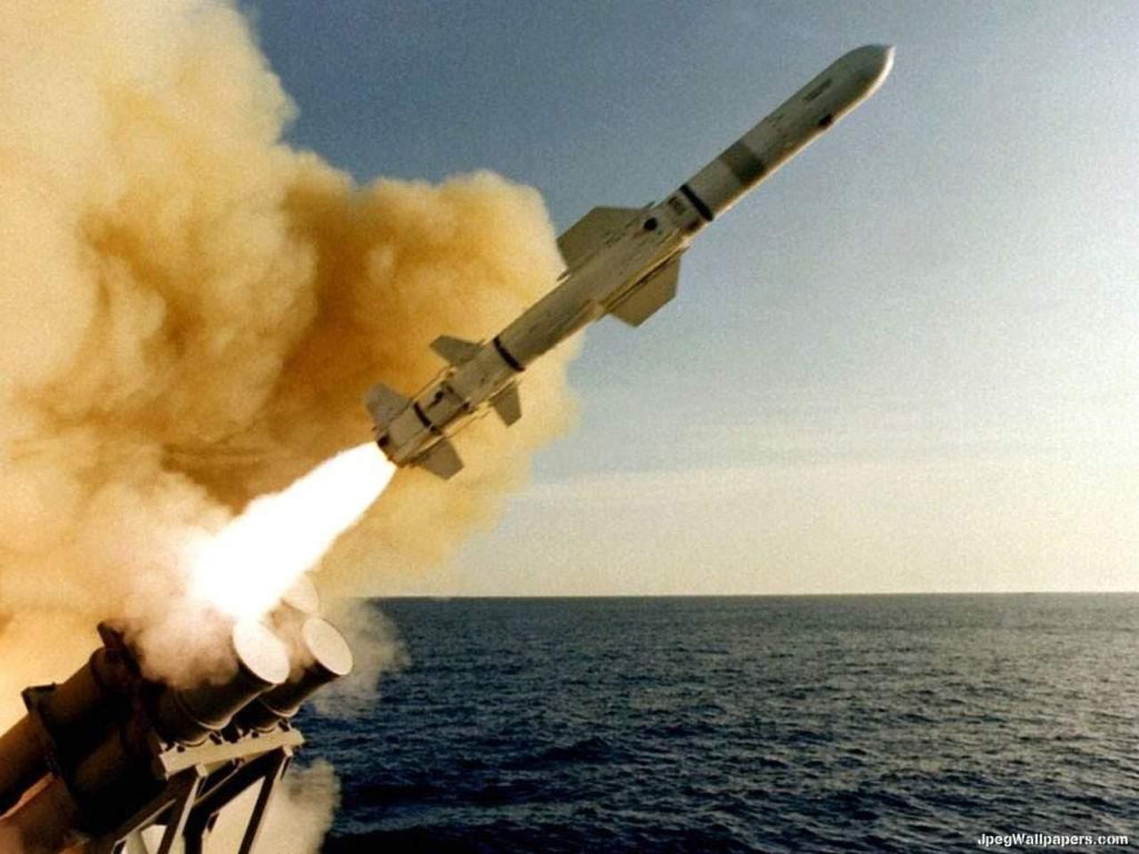 Cuales son los misiles Tomahawk usados contra Siria?