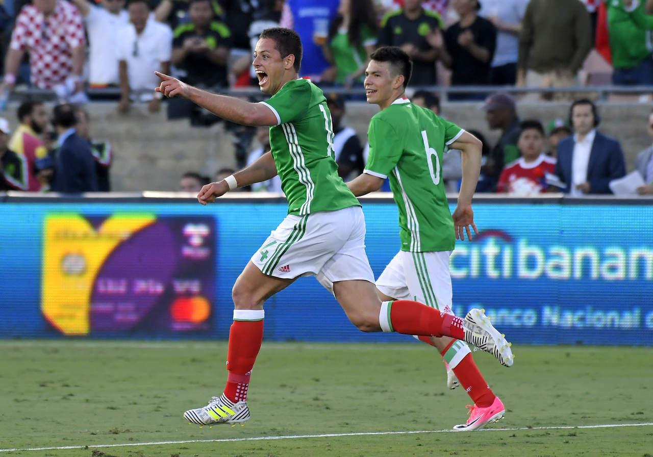es 39 chicharito 39 el m ximo goleador de la selecci n mexicana