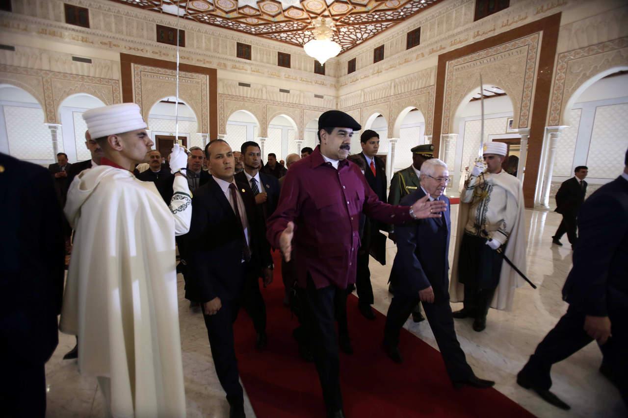 Acepta Maduro reanudar diálogo con oposición venezolana