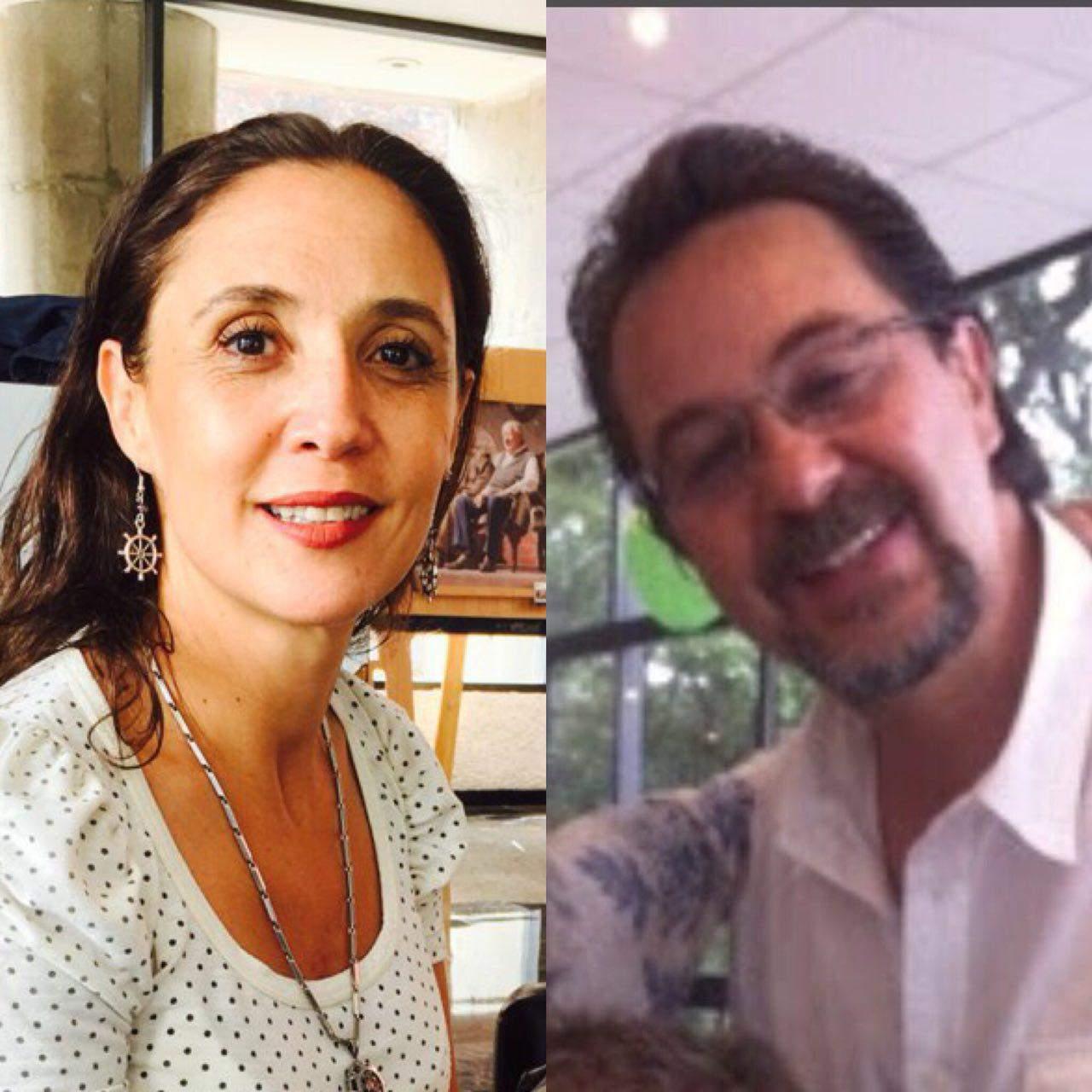 Muerte De Maru Y Claudio >> Fallecen Maru Dueñas y Claudio Reyes en accidente