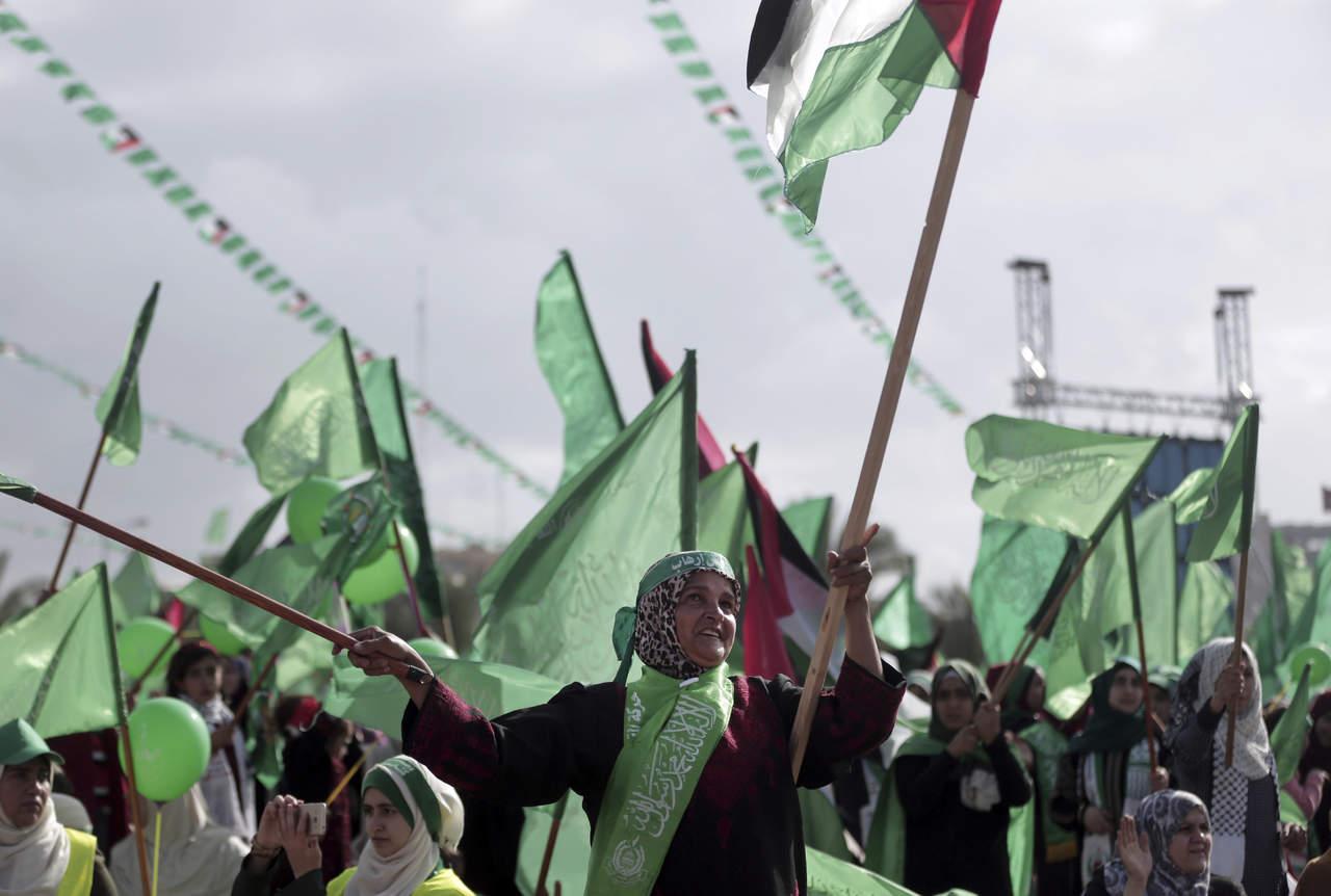precio al por mayor diseño de variedad apariencia elegante Cumple Hamas 30 años en medio de protestas y ataques de Israel
