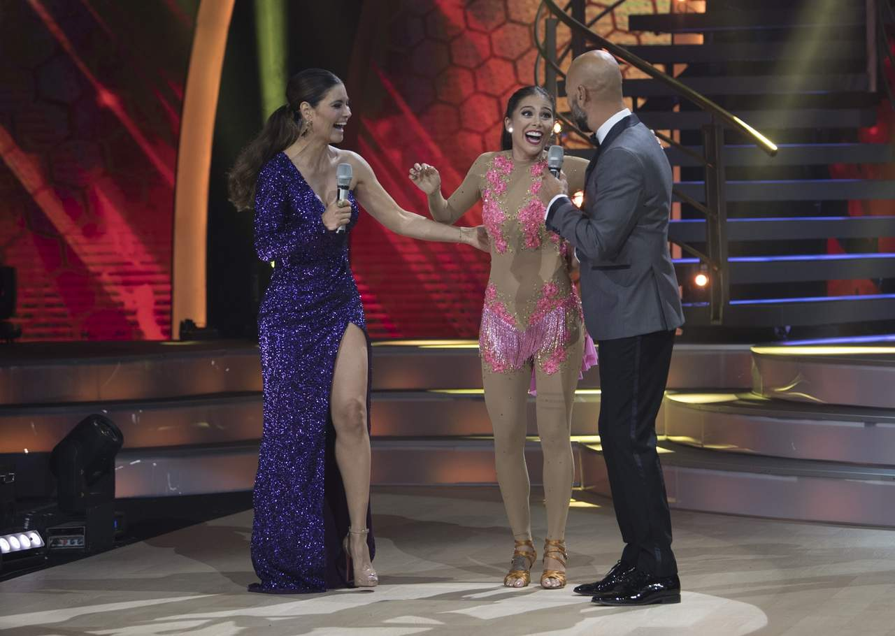 Greeicy Rendon Brilla En Mira Quien Baila