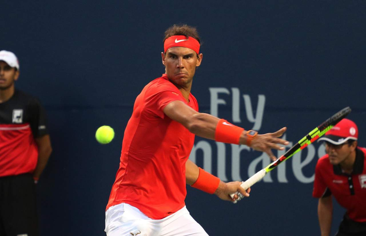 Rafael Nadal debuts with a comfortable victory in Toronto