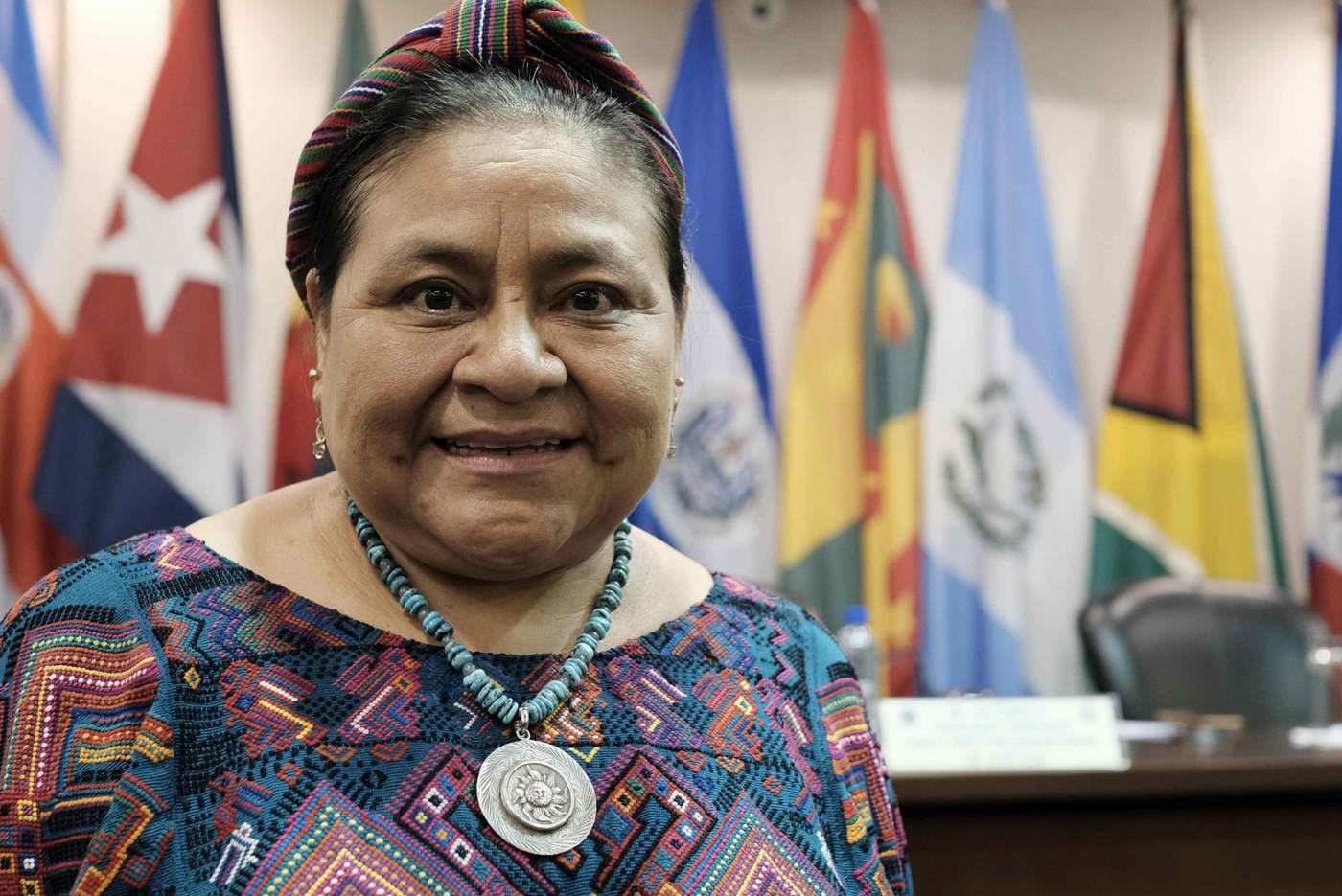 1959: Llega al mundo Rigoberta Menchú, líder indígena ganadora del Premio  Nobel de la Paz