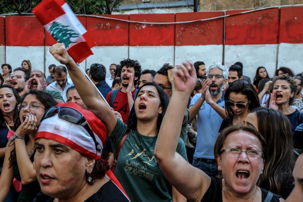 Posponen sesión parlamentaria sobre demandas de manifestantes en Líbano - El Siglo Durango