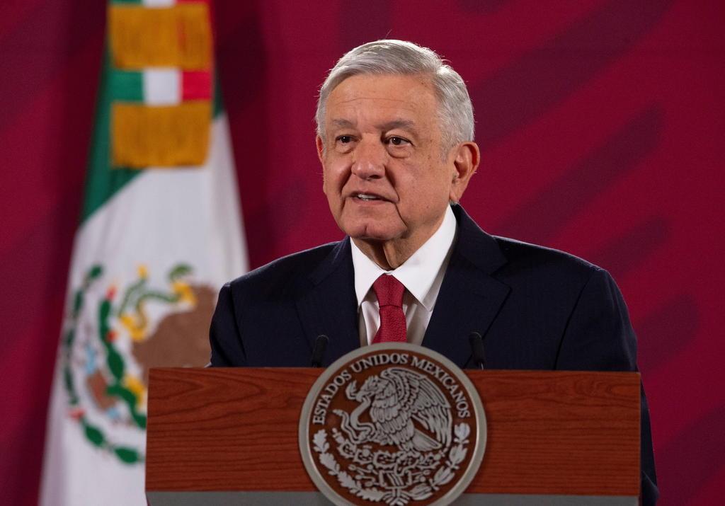 En vivo: Conferencia de prensa de López Obrador