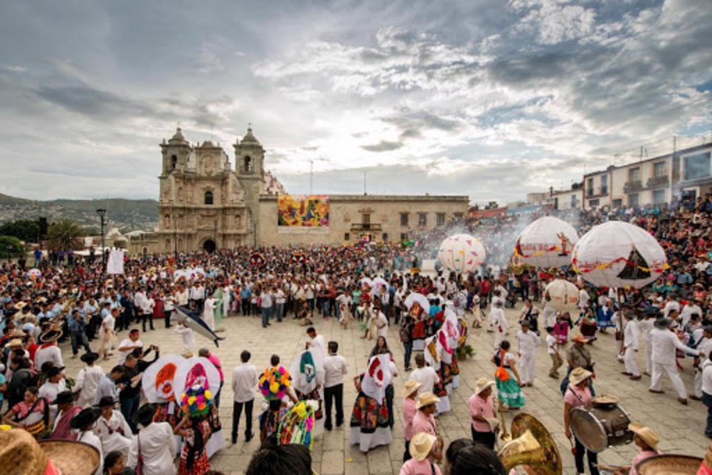 Nombran a Oaxaca como la mejor ciudad turística del mundo