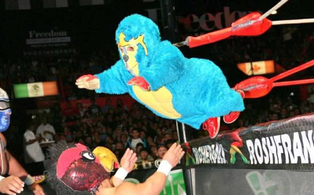 Kemonito ya piensa en su retiro con 18 años de carrera como luchador
