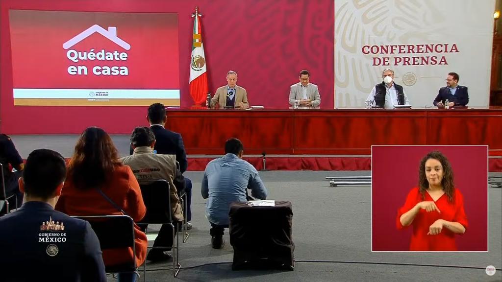 Contabilizan 32 mil 796 decesos por COVID-19 en México