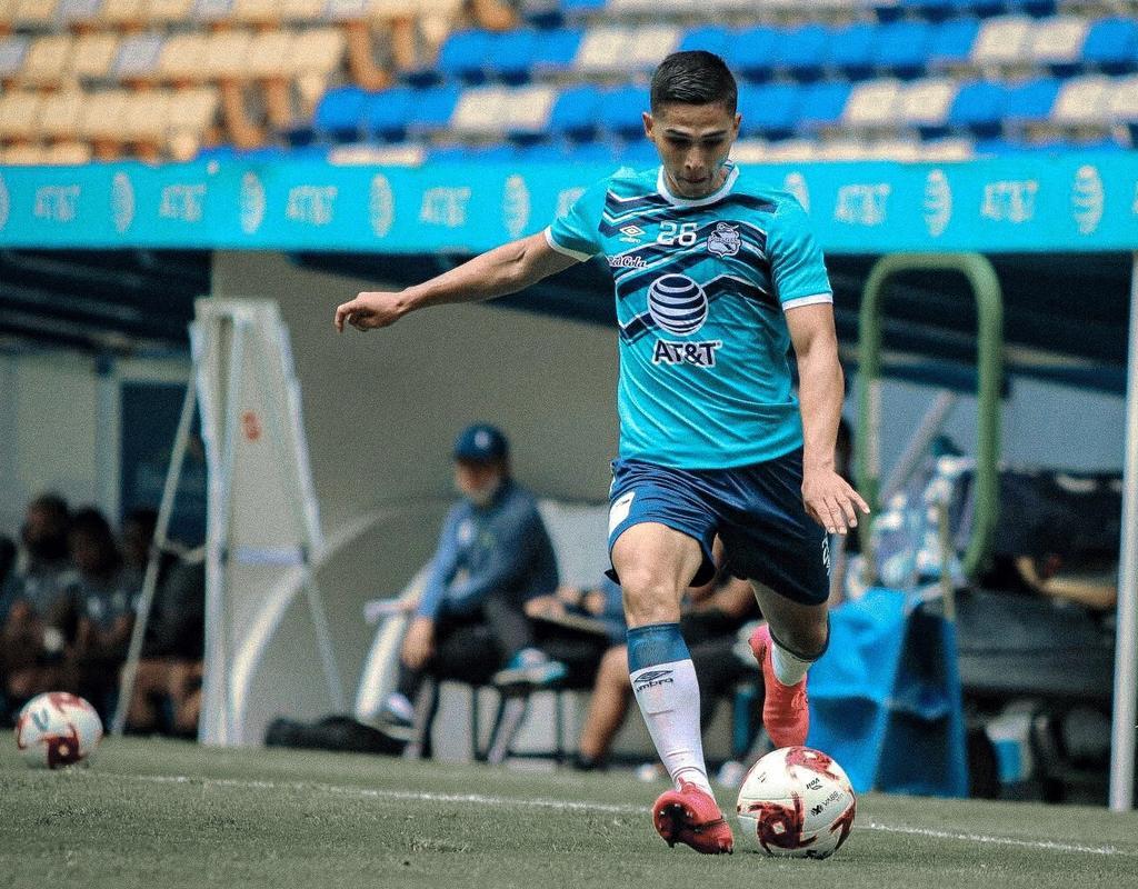 Puebla golea a Querétaro en partido amistoso