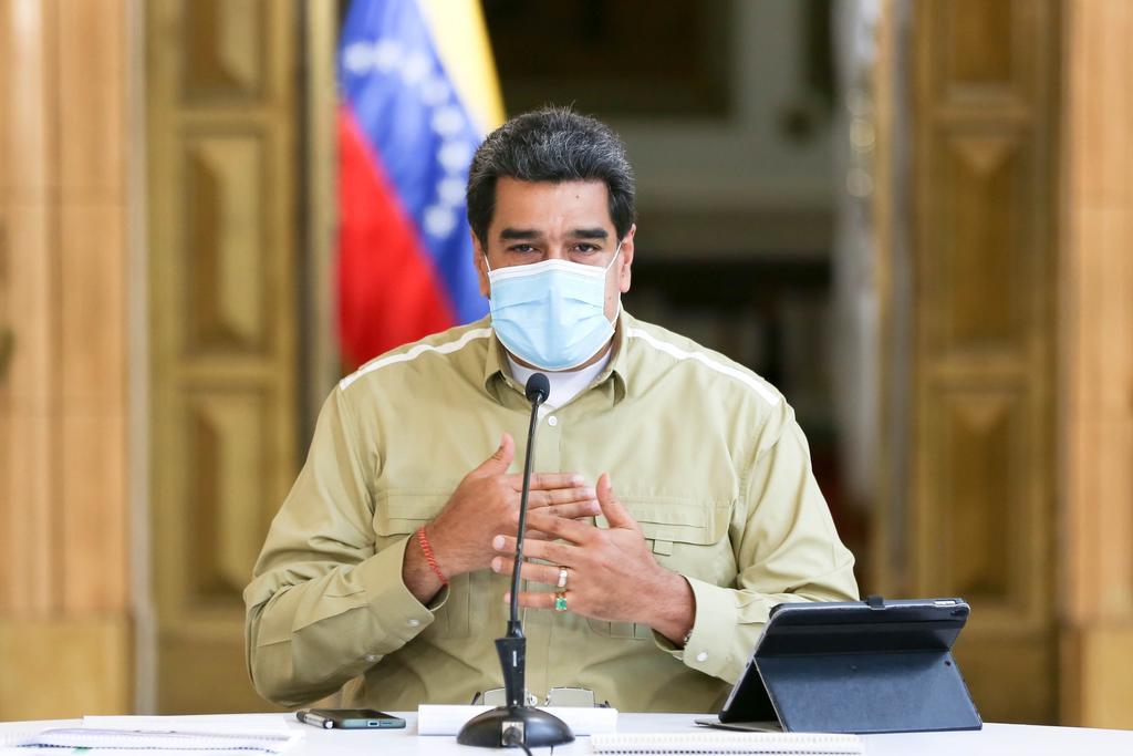 Maduro asegura que