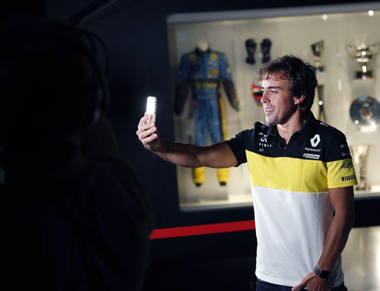 Alonso regresa a la F1