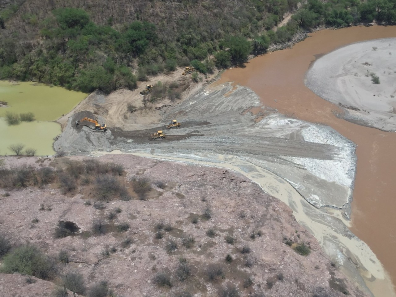 Trabajarán juntas Conagua-Profepa para proteger cuerpos de agua