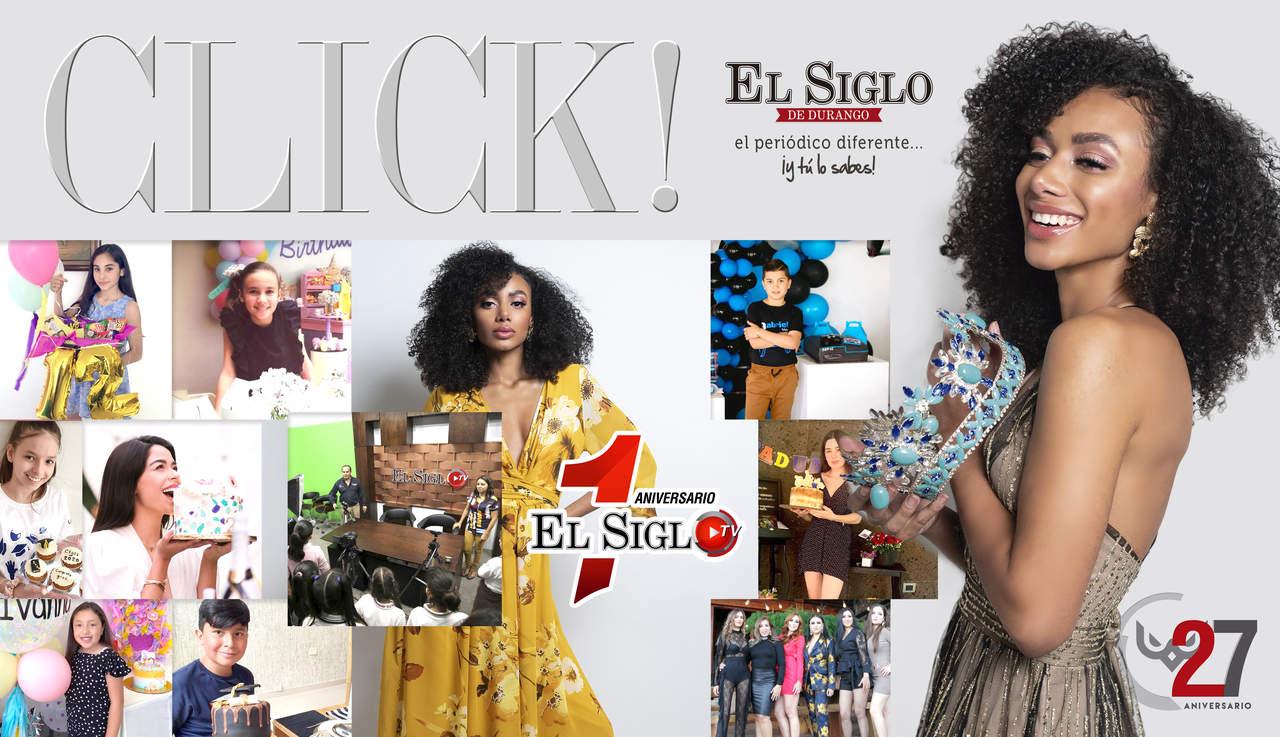 ¡La revista 'Click!' está de regreso!