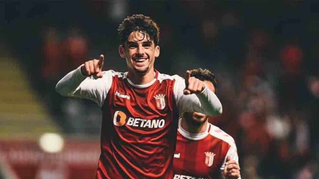 Braga firme en la tercera posición de la Liga en Portugal