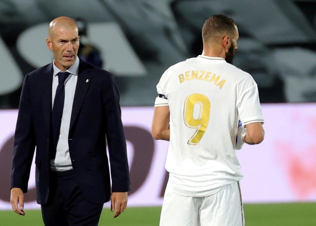 Real Madrid llega a 500 goles con Zidane como técnico