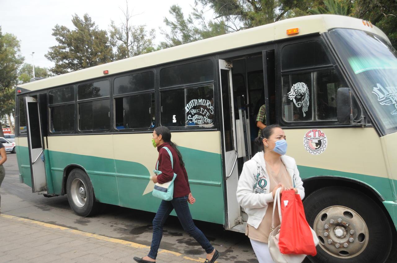 Durango en semáforo rojo; 45 positivos y 5 muertos por Covid-19