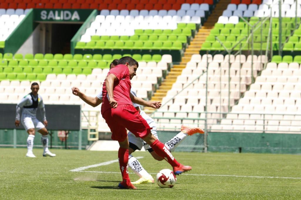 León derrota al Necaxa en partido amistoso rumbo al Apertura 2020