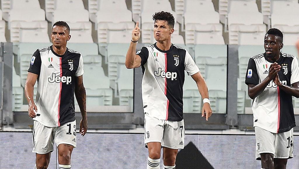 Cristiano Ronaldo salva a Juventus con doblete