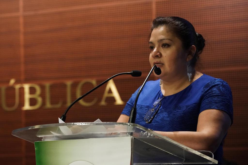 Dan de alta a Nestora Salgado; había sido hospitalizada por COVID-19