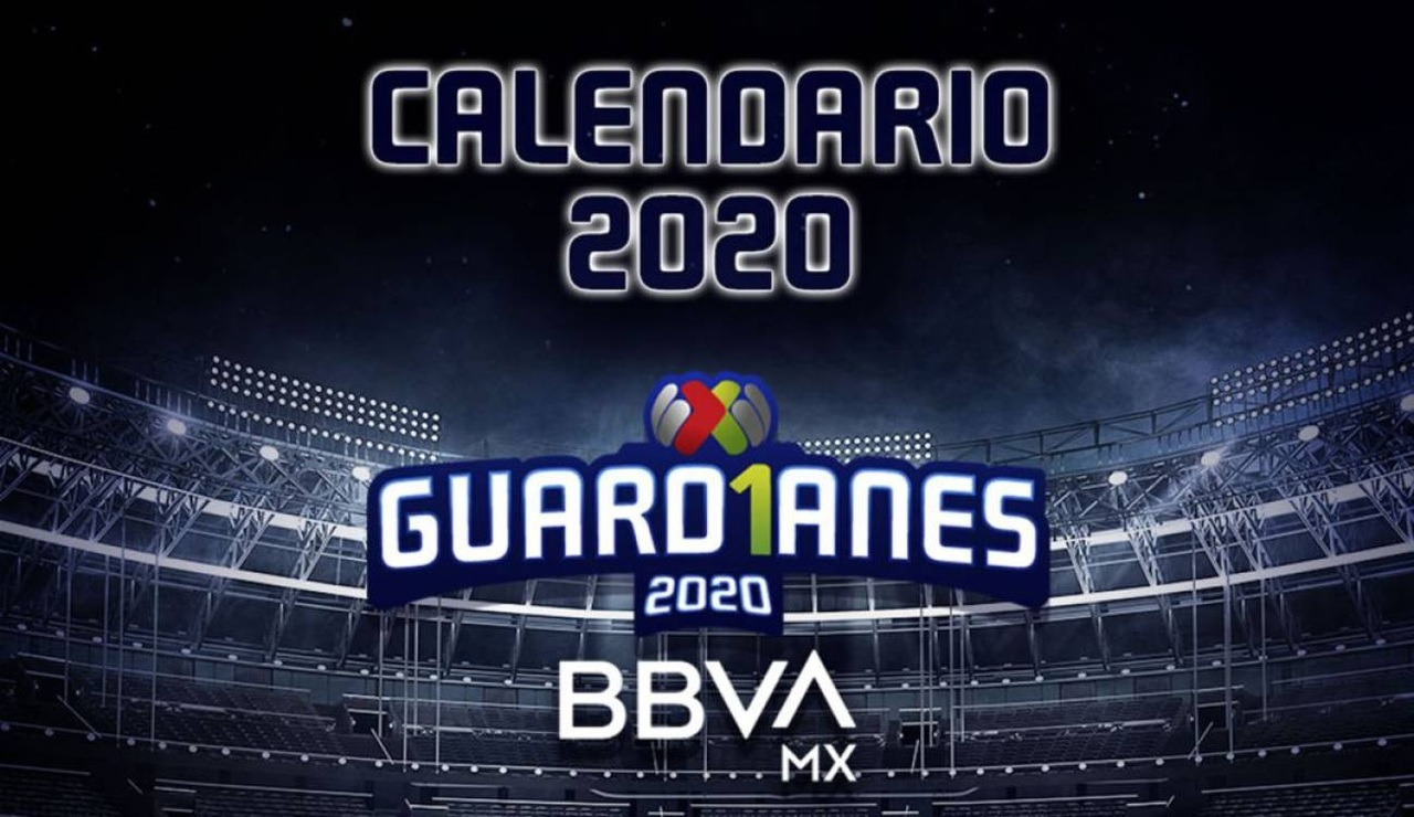 Guard1anes 2020 tiene calendario