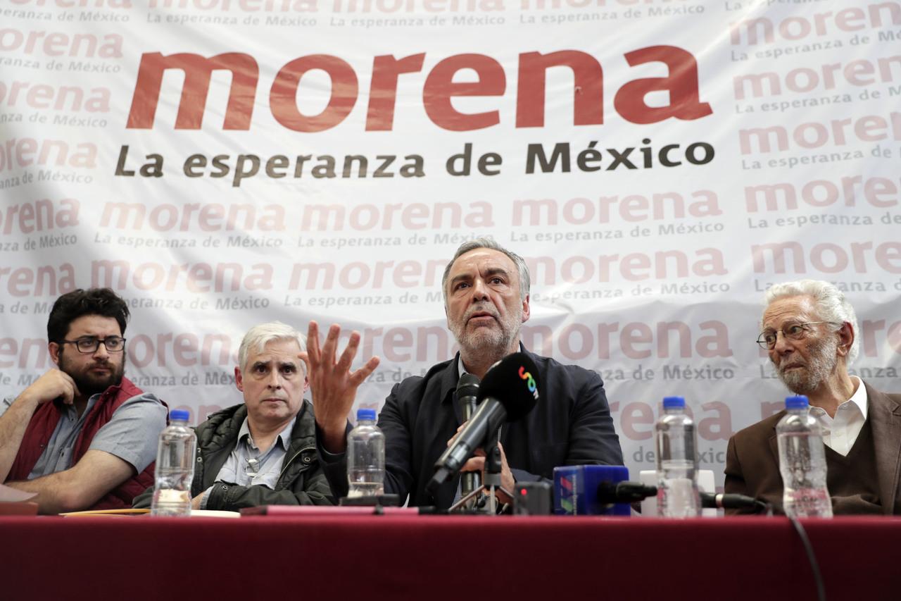 Morena acuerda una ruta de elección para nueva dirigencia