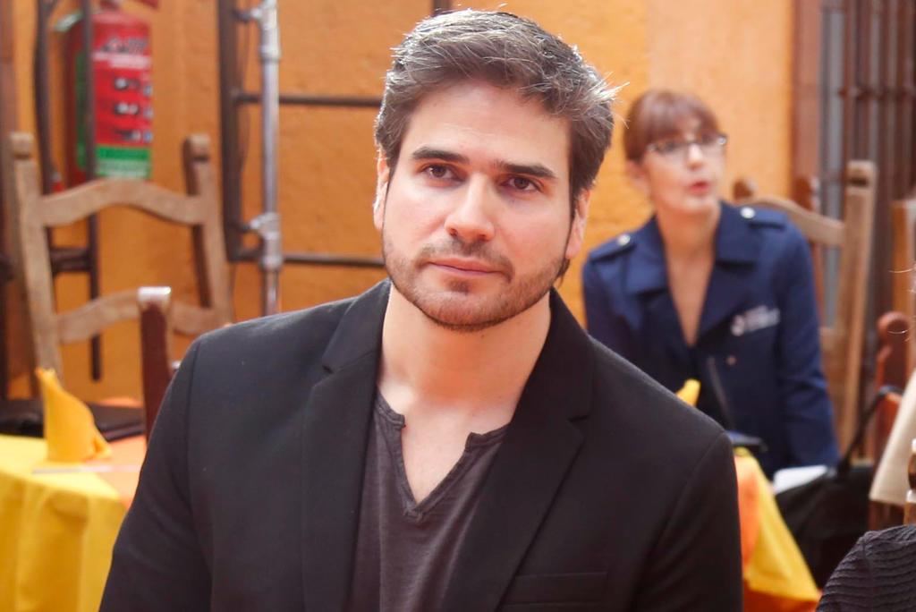 En las telenovelas ya no importa de dónde es el actor: Daniel Arenas:
