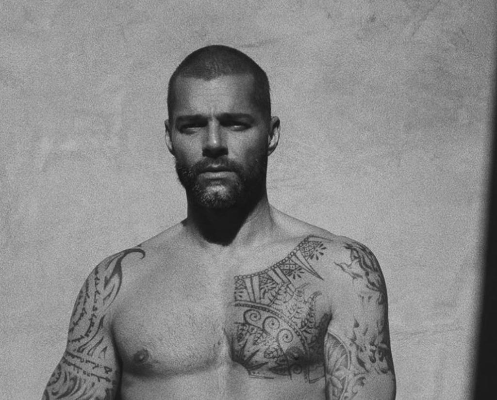 Ricky Martin irradia felicidad a 10 años de declararse homosexual
