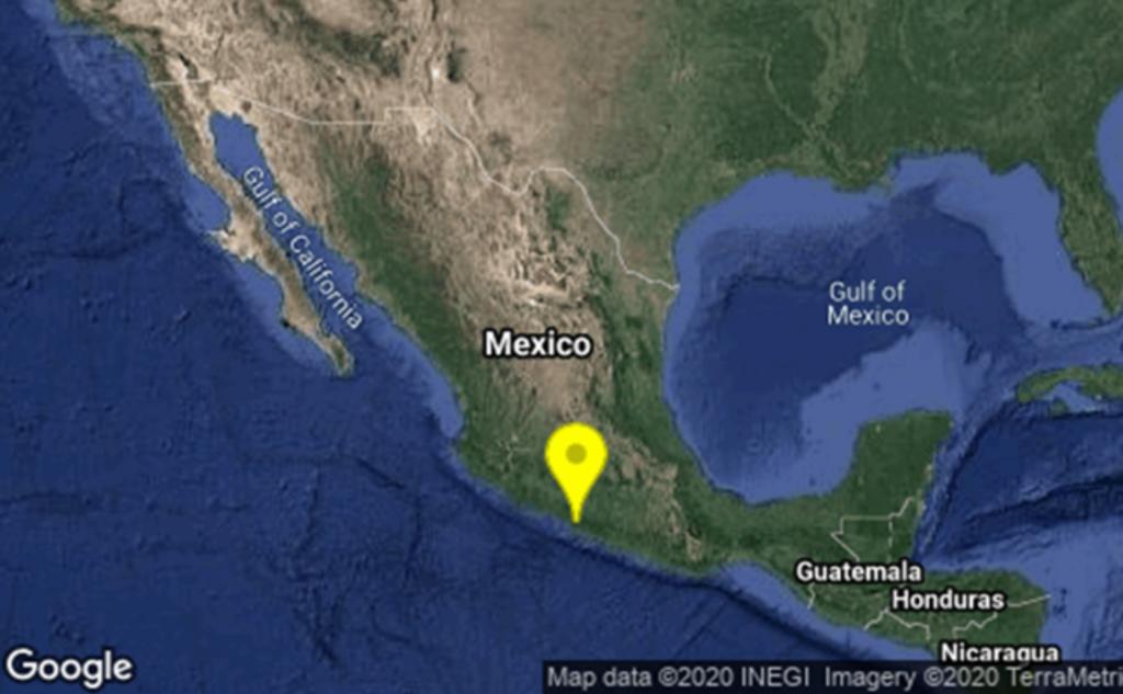Reportan sismo leve en Guerrero; se siente en CDMX