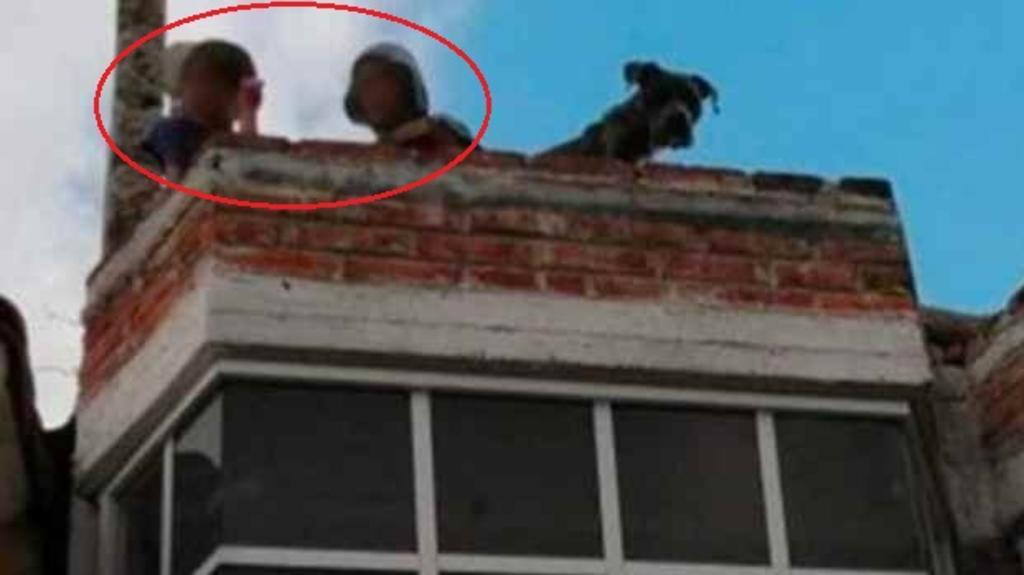 Mujer deja a sus sobrinos amarrados y sin comida para irse de viaje a Hidalgo