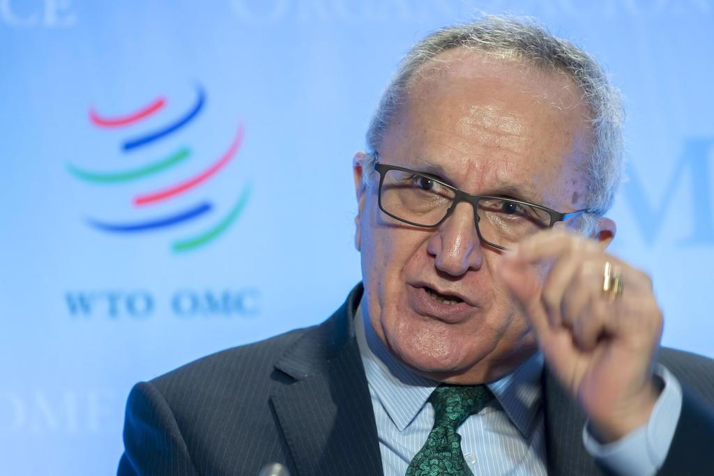 Hay que sacar del hoyo a la OMC: Jesús Seade
