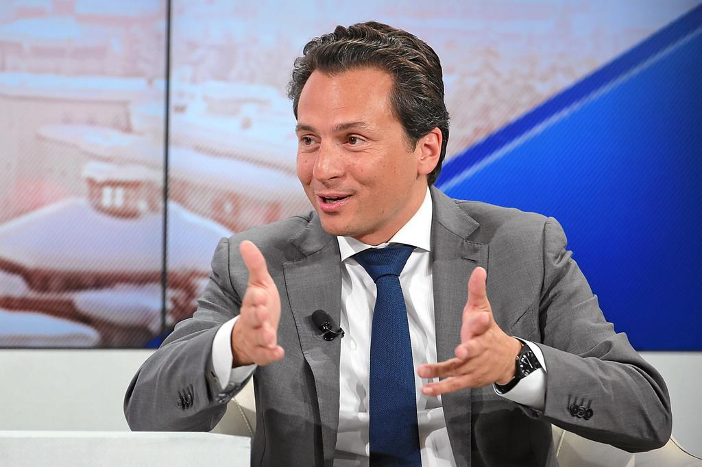 'Lozoya informará sobre presuntos fraudes', asegura AMLO