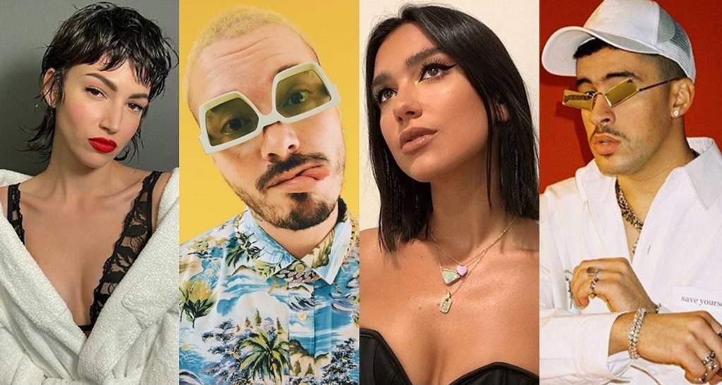 Úrsula Corberó se une a J Balvin, Dua Lipa y Bad Bunny en One Day