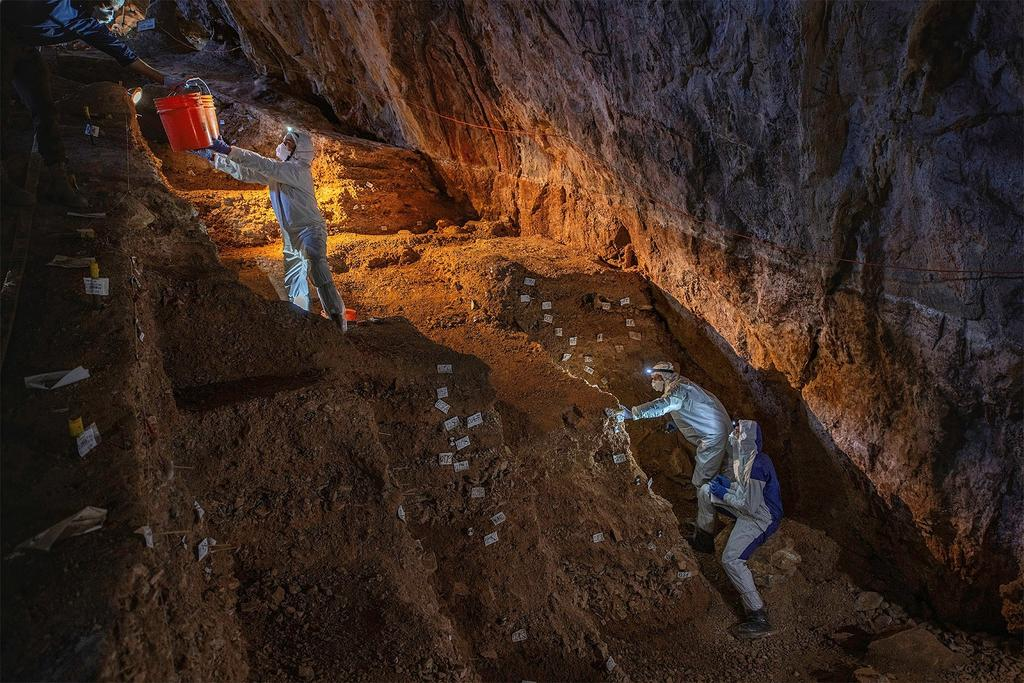 Determinan que presencia humana en México tiene 30 mil años