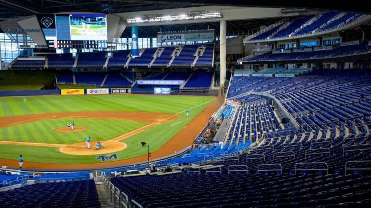 Miami no puede inaugurar en casa