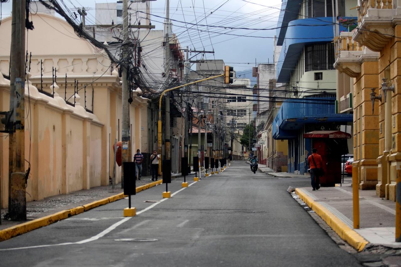 Déficit comercial cae en Honduras