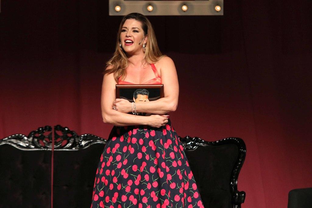 Alicia Machado se enoja por críticas