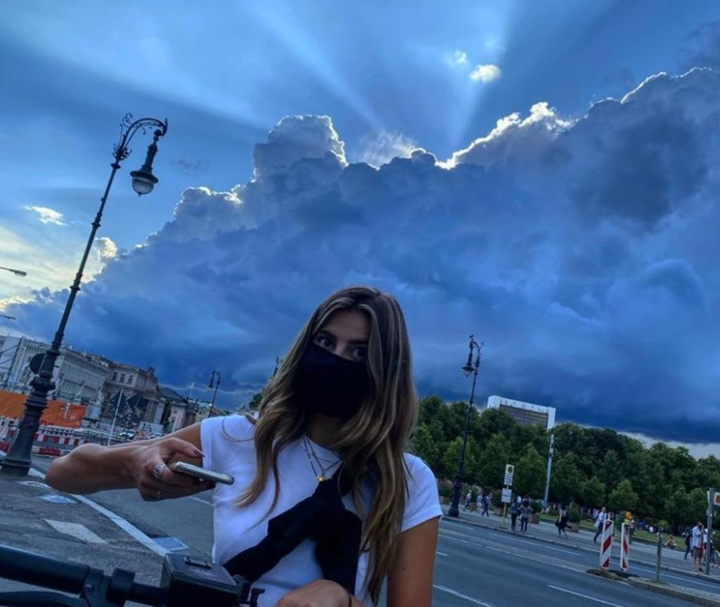 Nadia Parkes, la joven actriz que se 'robo' el corazón de Tom Holland