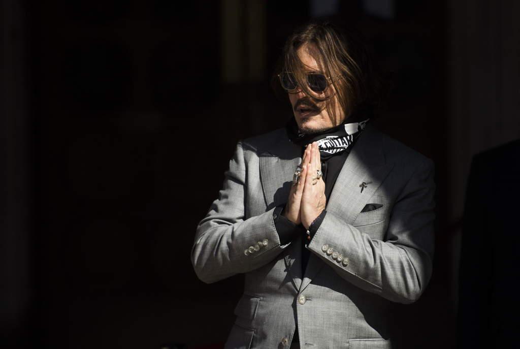 Juicio de Johnny Depp por difamación, a la espera de dictamen