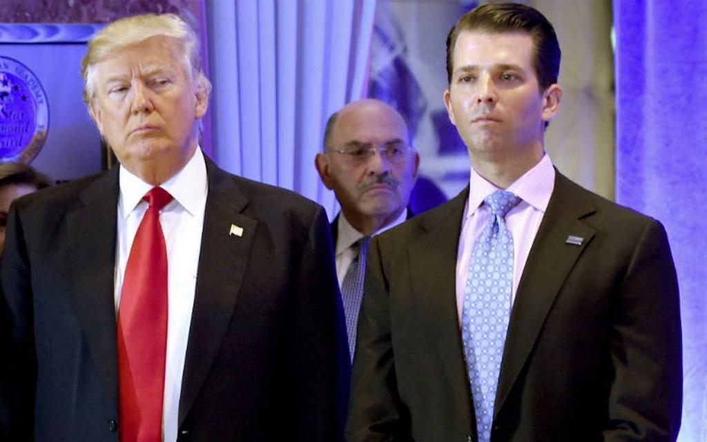 Twitter limita acceso al hijo de Trump por desinformar sobre COVID-19