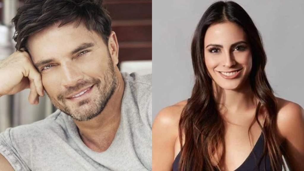 Julián Gil confirma romance con Valeria Marín a través de foto
