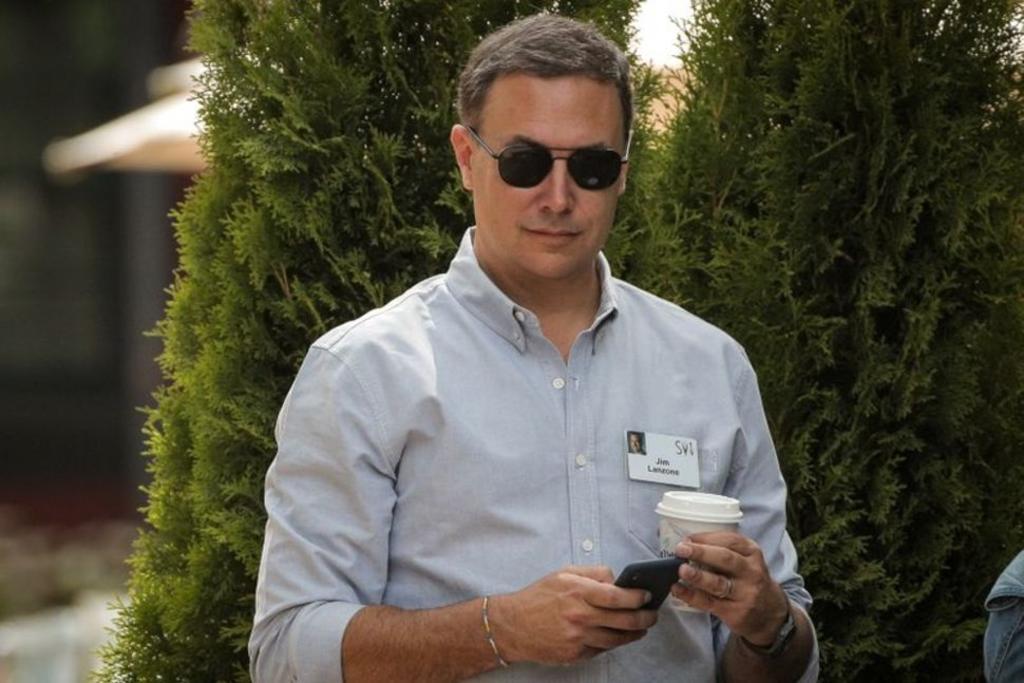 Tinder nombra como nuevo CEO al empresario Jim Lanzone