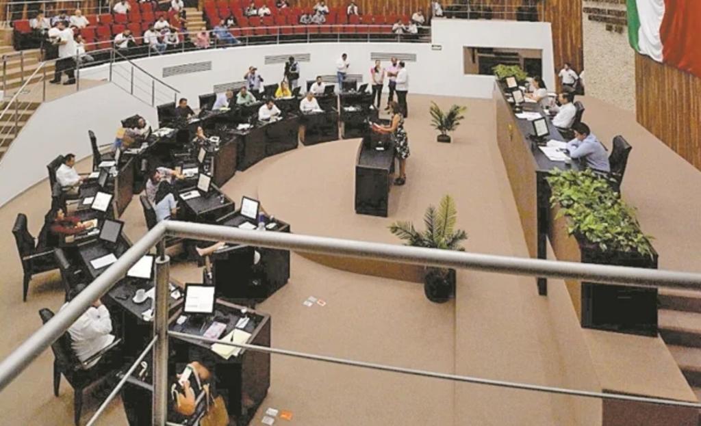 Detectan 8 casos de COVID-19 en Congreso de Yucatán