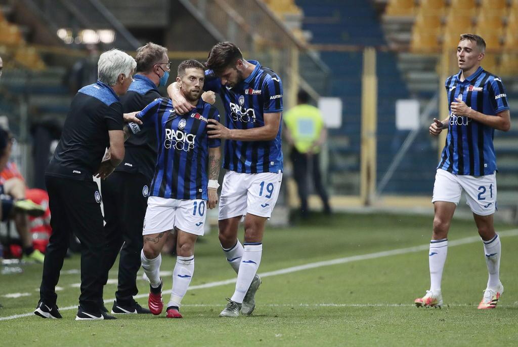 Un golazo de Papu Gómez mantiene al Atalanta en la pelea del segundo sitio en la Serie A