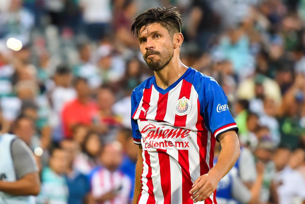 Liga MX confirma contagio de COVID-19 en Oribe Peralta
