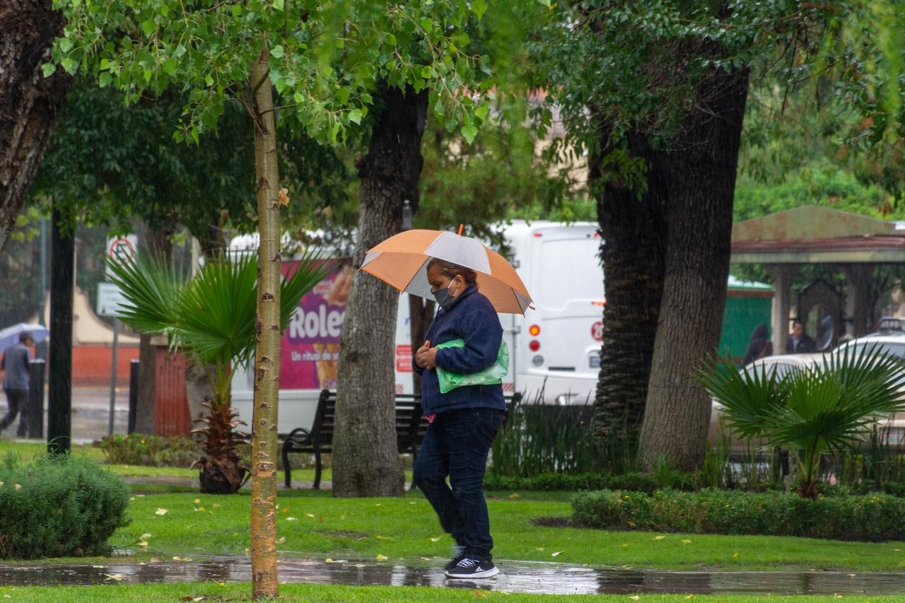 'Hanna' mantiene lluvias en Durango