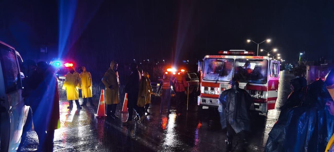 Apoya Municipio a población afectada por lluvias